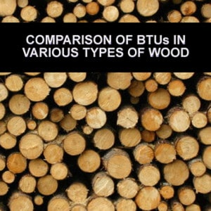 Comparison-Of-BTUs-In-Various-Types-Of-Wood