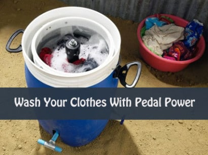 pedal-power-washing-machine