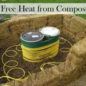 Jean Pain Method of Heating