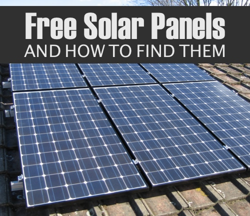 free-solar-panels-how-to-find-them