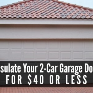 garage door insulation sugarland-garagedoor dot com