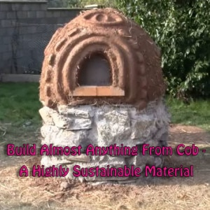 build with highly sustainable cob