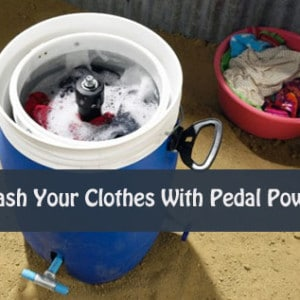 pedal-power-washing-machine