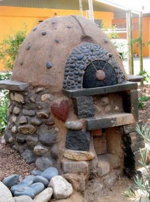 pizza oven permaculture dot org